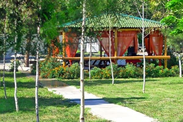 бази відпочинку в Сергіївці