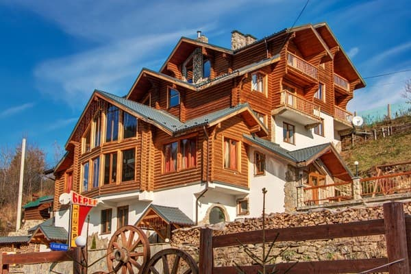 Hotel Bereg, Bukovel: photo, prices, reviews