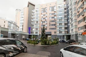 Hotels Kyiv. Hotel KIEVFLAT on Raisy Okipnoy Str