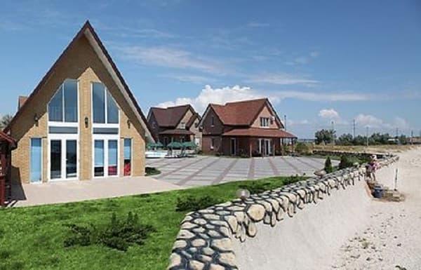 Бердянск база отдыха