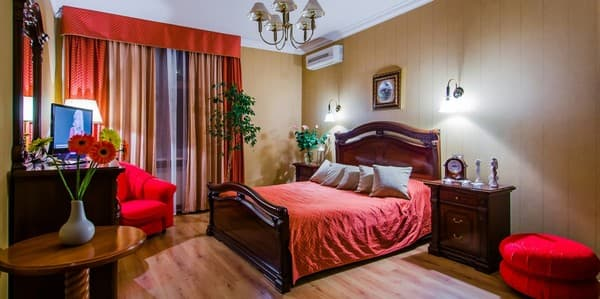 Apartment hotel Sherborne Apart-Hotel, Kyiv: photo, prices, reviews