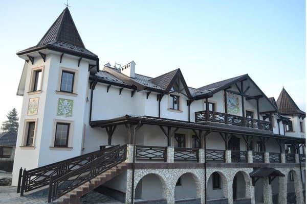 Славське готель