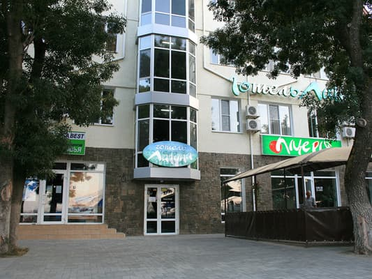 Hotel Laguna, Skadovsk: photo, prices, reviews
