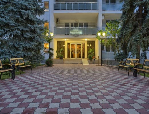 Hotel Vele Rosse, Odesa: photo, prices, reviews