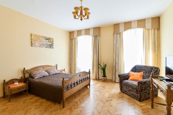 Apartment The Georgehouse on Yana Zhyzhky, Lviv: photo, prices, reviews