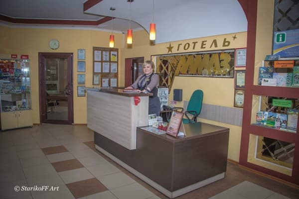 Hotel Almaz, Poltava: photo, prices, reviews