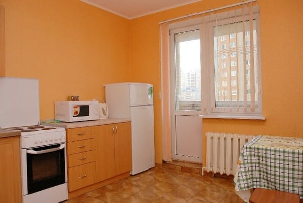 Apartment Apartment One-room Apartment on Hryhorenka Ave, 36, Kyiv: photo, prices, reviews