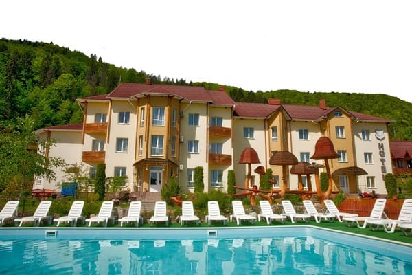 Tourist complex  Maetok Sokilske,  Kosiv: photo, prices, reviews