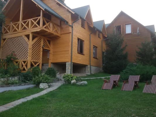 Private estate Uyitnyi dvor, Yaremche: photo, prices, reviews