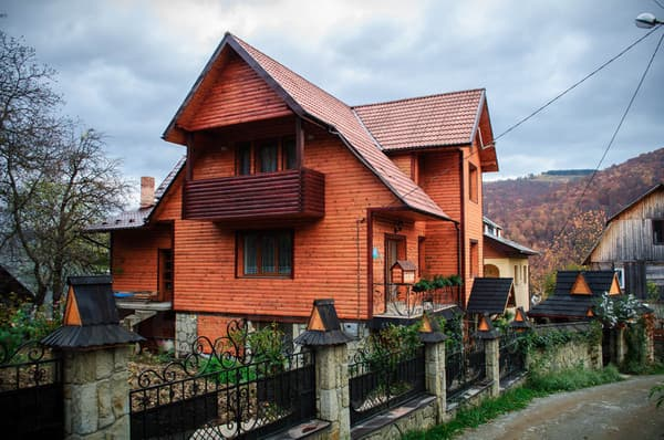 Private estate Stozhar, Yaremche: photo, prices, reviews