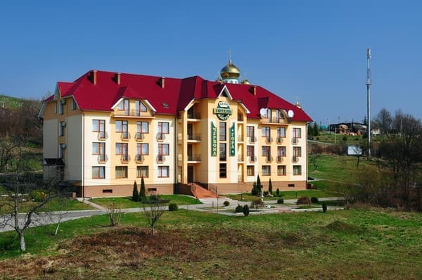 Hotel Chervona hora, Mukachevo: photo, prices, reviews