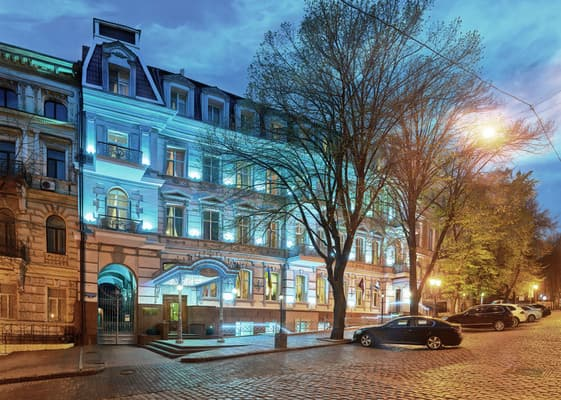 Hotel Kontinental', Odesa: photo, prices, reviews