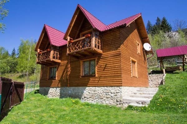 Cottage Hirska Rosa, Yaremche: photo, prices, reviews
