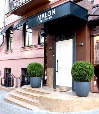 Apartment hotel Malon Apartments, Odesa: photo, prices, reviews