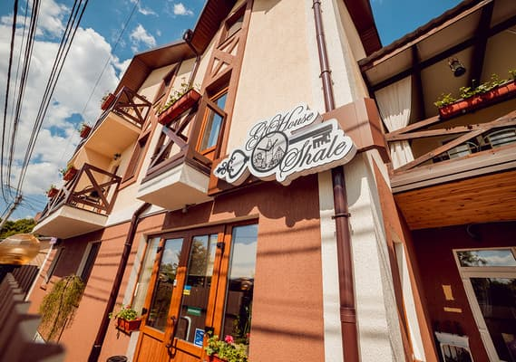 Hotel Guest House Shale,  Vinnytsia: photo, prices, reviews