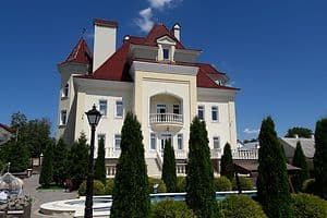 Hotels Kamianets-Podilskyi. Hotel Luxury Manor Guest House
