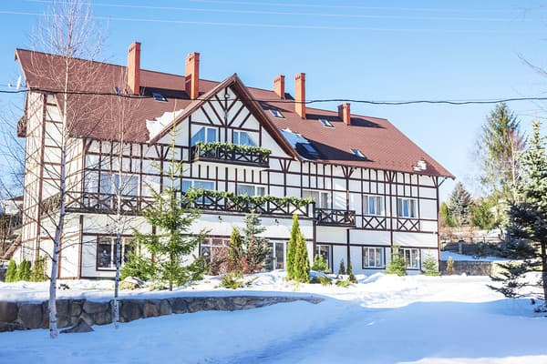 Hotel Chersak, Mykulychyn: photo, prices, reviews