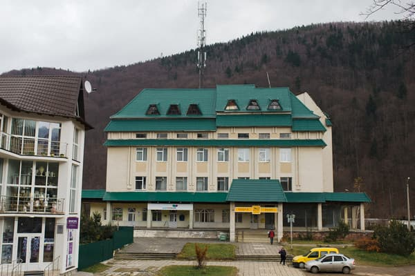 Hotel Smereka, Yaremche: photo, prices, reviews