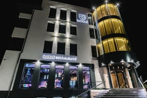 Hotels  city  Lutsk and region. Hotel Noble Boutique Hotel