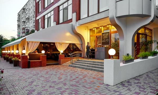 Hotel Wellotel, Yuzhne: photo, prices, reviews