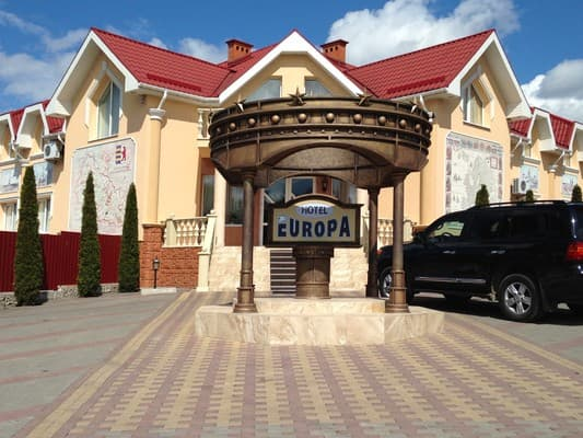 Hotel Europa,  Uzhhorod: photo, prices, reviews