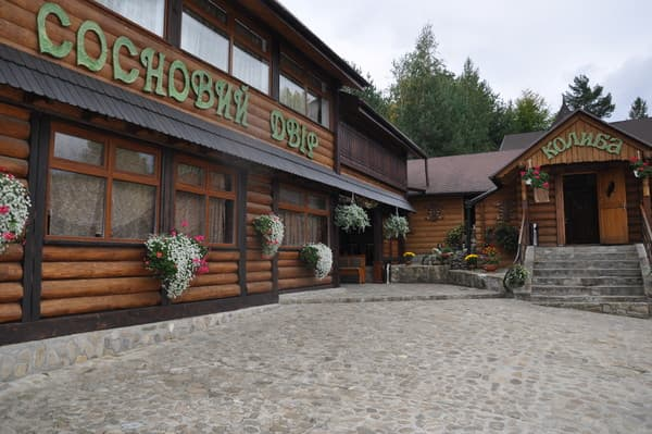Hotel and restaurant complex Sosnovyi Dvor,  Kosiv: photo, prices, reviews