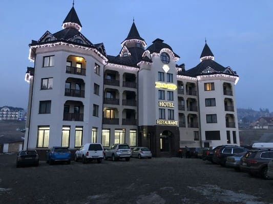 Hotel Diamond, Bukovel: photo, prices, reviews