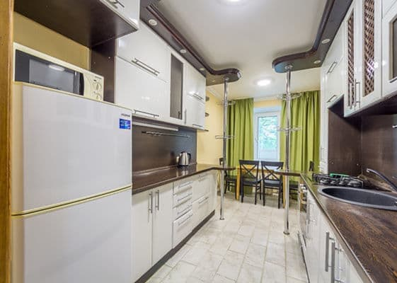 Apartment DayFlat Apartments Klovska Area, Kyiv: photo, prices, reviews