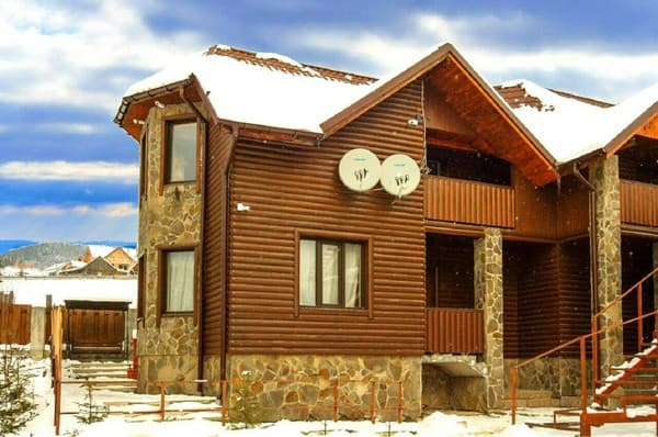 Apartment hotel My Home Apartments, Bukovel: photo, prices, reviews