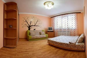 Hotels Rivne. Hotel Babylon Apartments on Zhukova