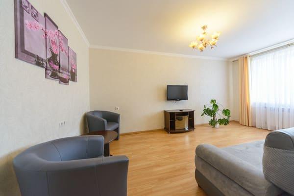Apartment Apartamenti Metro Obolon' , Kyiv: photo, prices, reviews