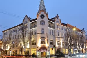 Hotels  Dnipro. Hotel Grand Otel' Ukraina