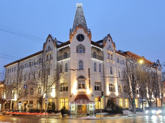 Hotel Grand Otel' Ukraina,  Dnipro: photo, prices, reviews