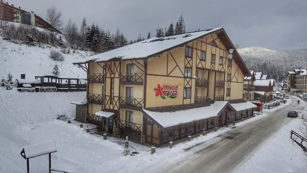 Hotel Chervona Ruta, Bukovel: photo, prices, reviews