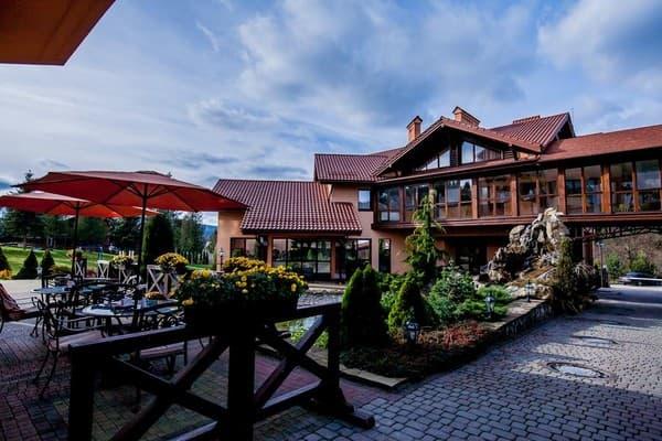 Спа-готелі Карпат