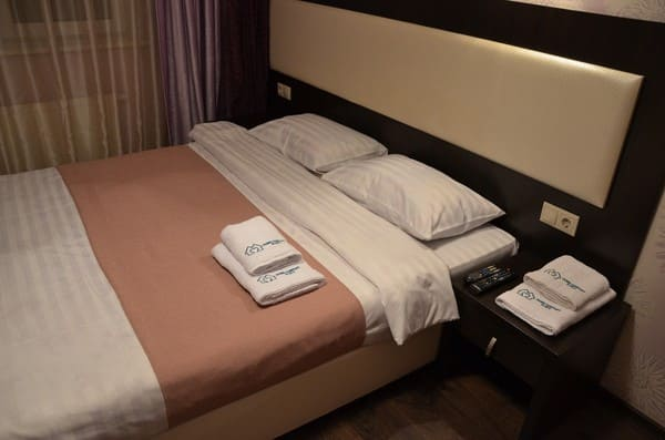 Mini hotel Domashniy Uyut, Kyiv: photo, prices, reviews