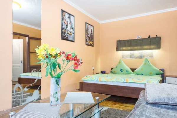 Apartment Apartamenti na prospekte Lenina,  Zaporizhia: photo, prices, reviews
