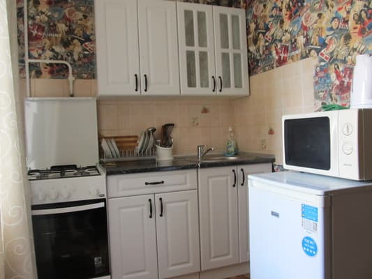 Apartment Apartment Lushpy Avenue, 15, Sumy: photo, prices, reviews