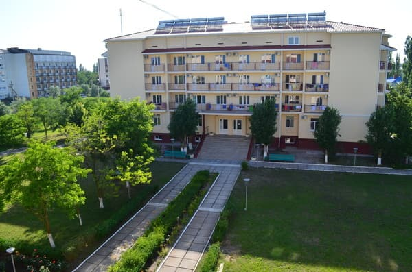 Boarding house Nikolaev, Koblevo: photo, prices, reviews