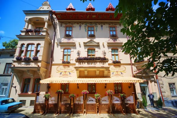 Hotel Chopin, Lviv: photo, prices, reviews