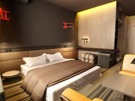 Hotel Design Hotel Road, Kyiv: photo, prices, reviews