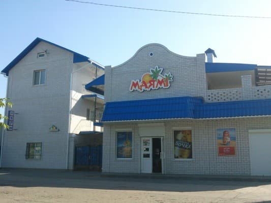 Mini hotel Mayami,  Berdiansk: photo, prices, reviews