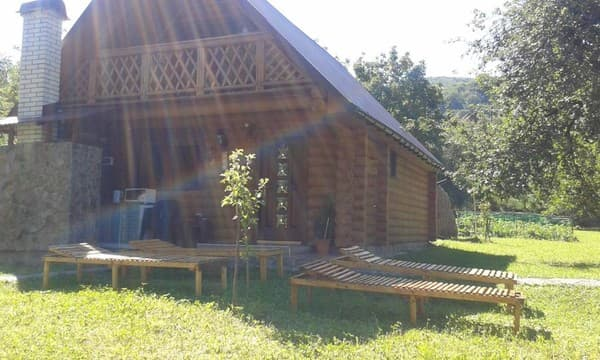 Cottage Guest House Zatyshok,  Svaliava: photo, prices, reviews