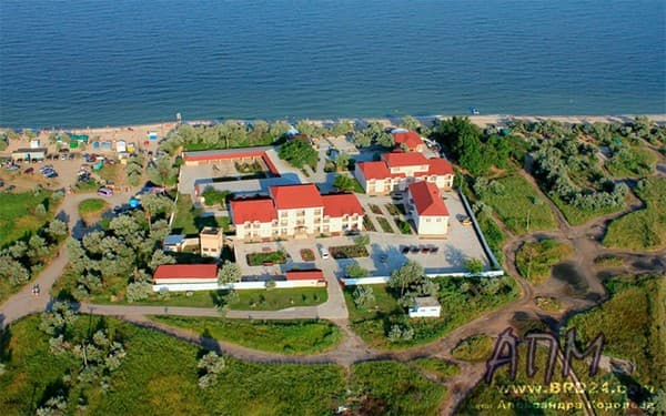 Boarding house Lazurnaya 2,  Berdiansk: photo, prices, reviews