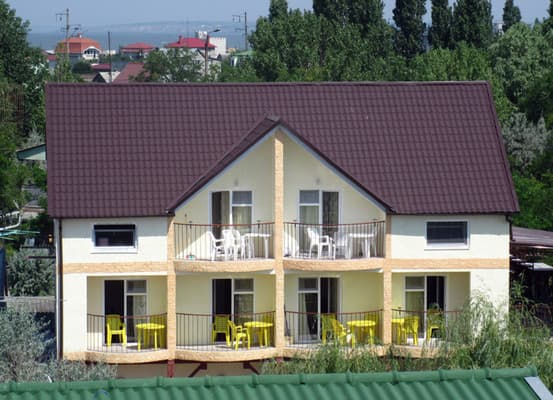 Mini hotel Marmelad Yujanka 43, Zatoka: photo, prices, reviews