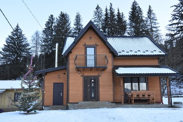 Cottage KVITKA KARPAT, Verkhovyna: photo, prices, reviews