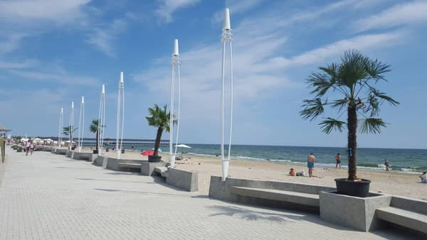 Hotel Beach, Koblevo: photo, prices, reviews