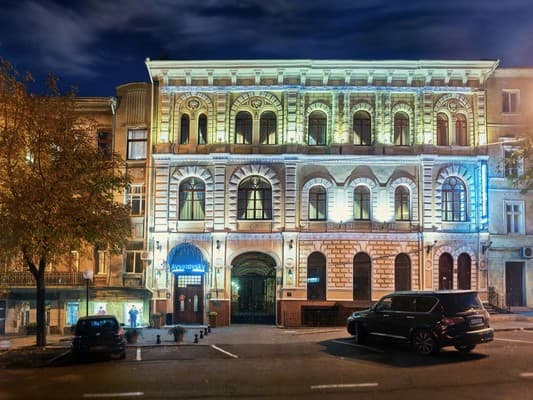 Hotel Ayvazovsky, Odesa: photo, prices, reviews