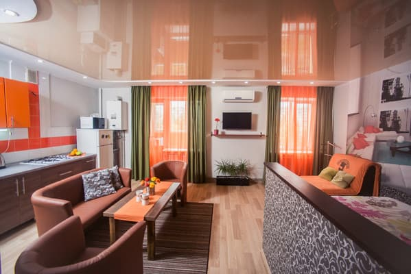 Apartment Liuks on Lushpy Avenue, Sumy: photo, prices, reviews