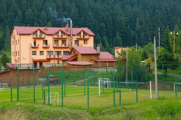 Готелі Турки